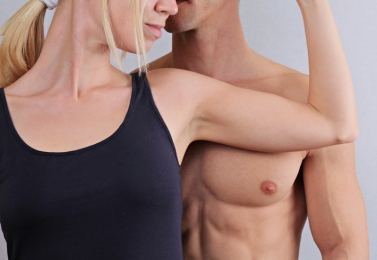 Laser hair removal for men and woman. Waxing treatment.